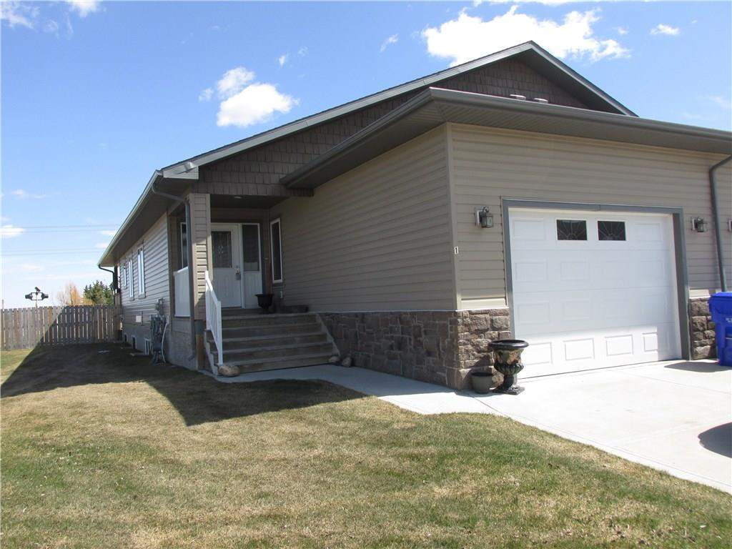 MLS® #C4171215 - 1 Destiny Wy in None Olds, Attached Open Houses