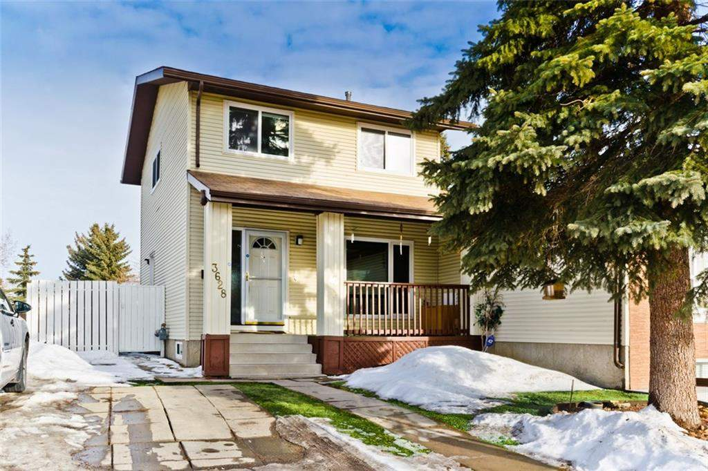 MLS® #C4171519 - 3628 39 ST Ne in Whitehorn Calgary, Attached