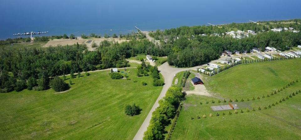 MLS® #C4171959 - Degraff's Rv Resort in None Gull Lake, Land Open Houses