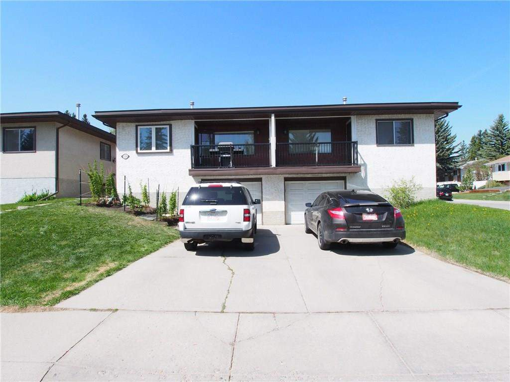 MLS® #C4172164 - 11201  11203 11 ST Sw in Southwood Calgary, Attached