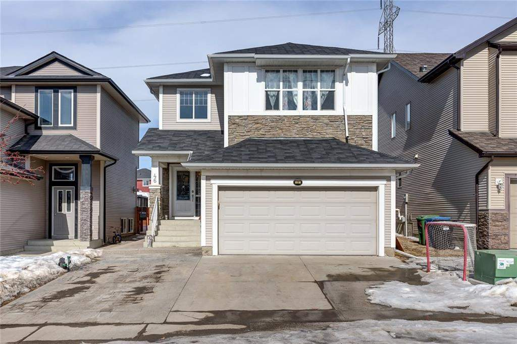 MLS® #C4172704 - 46 Evansford Gv Nw in Evanston Calgary, Detached