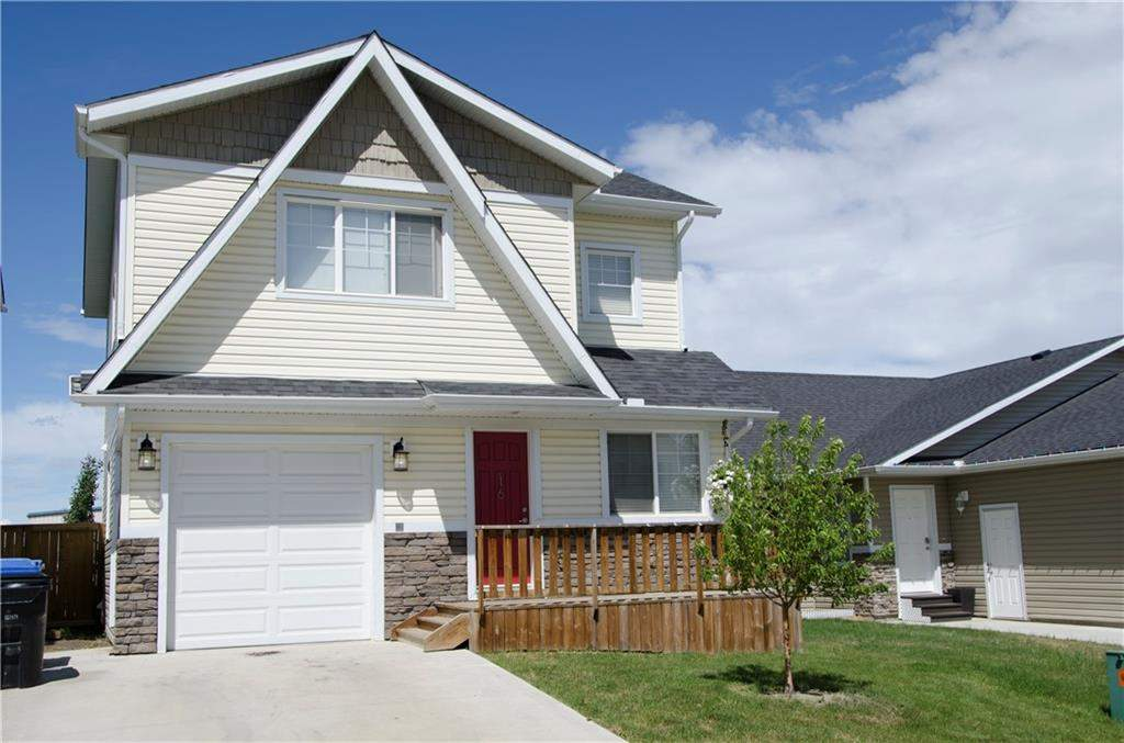 MLS® #C4172838 - 16 Mackenzie Wy in None Carstairs, Detached Open Houses