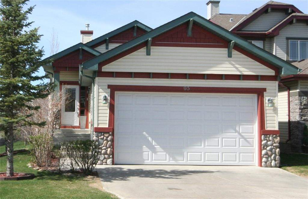 MLS® #C4173111 - 95 Spring Village Ln Sw in Springbank Hill Calgary, Detached Open Houses