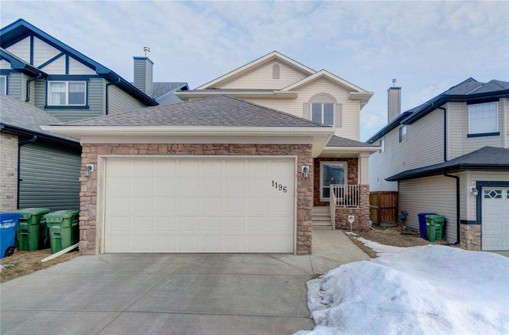MLS® #C4173156 - 1196 Channelside DR Sw in Canals Airdrie, Detached Open Houses