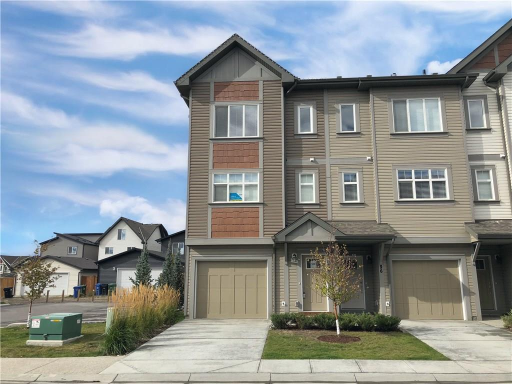 MLS® #C4173799 - 98 Copperstone Cm Se in Copperfield Calgary, Attached Open Houses