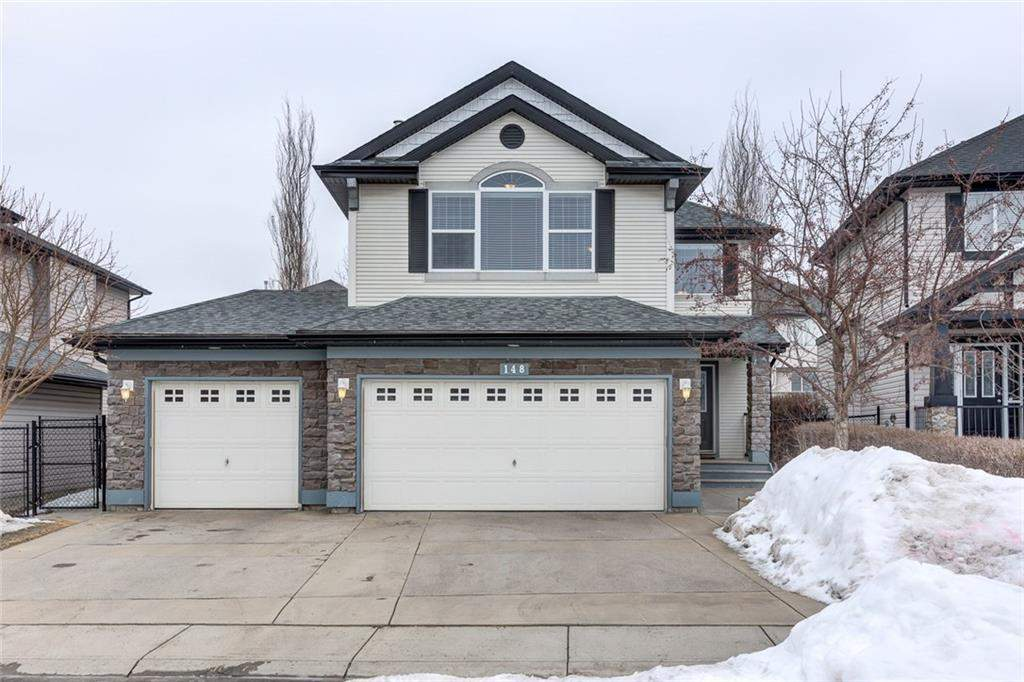 MLS® #C4174148 - 148 West Springs PL Sw in West Springs Calgary, Detached