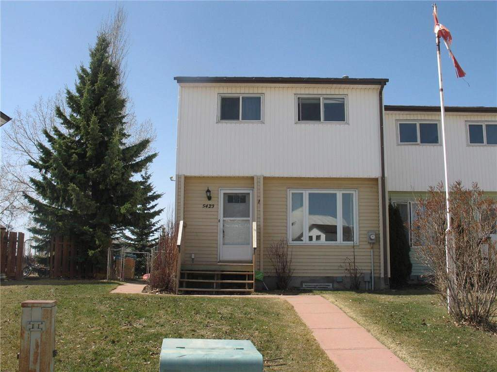 MLS® #C4174780 - 5423 56 A Street Cl in None Olds, Attached Open Houses