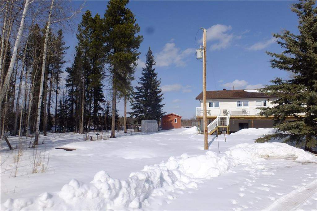 MLS® #C4174895 - Township Road 38-4 in None Rural Clearwater County, Detached
