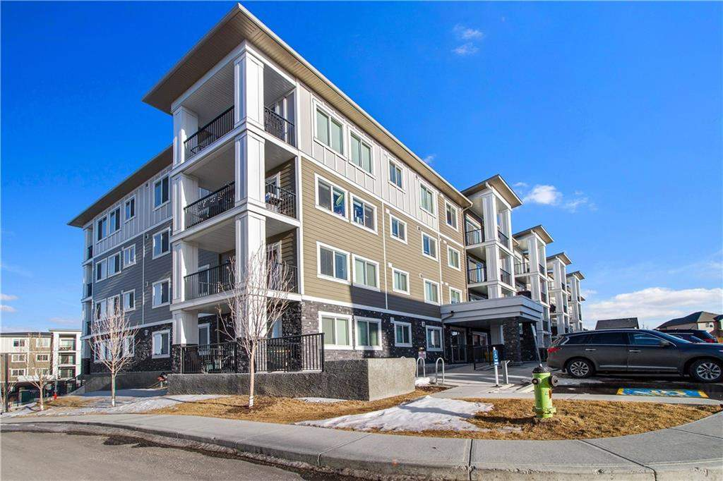 MLS® #C4175285 - #2201 450 Sage Valley DR Nw in Sage Hill Calgary, Apartment Open Houses