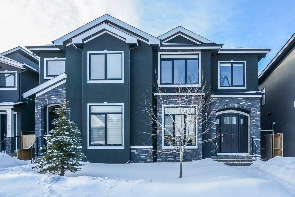 MLS® #C4175309 - 1133 19 AV Nw in Capitol Hill Calgary, Attached Open Houses
