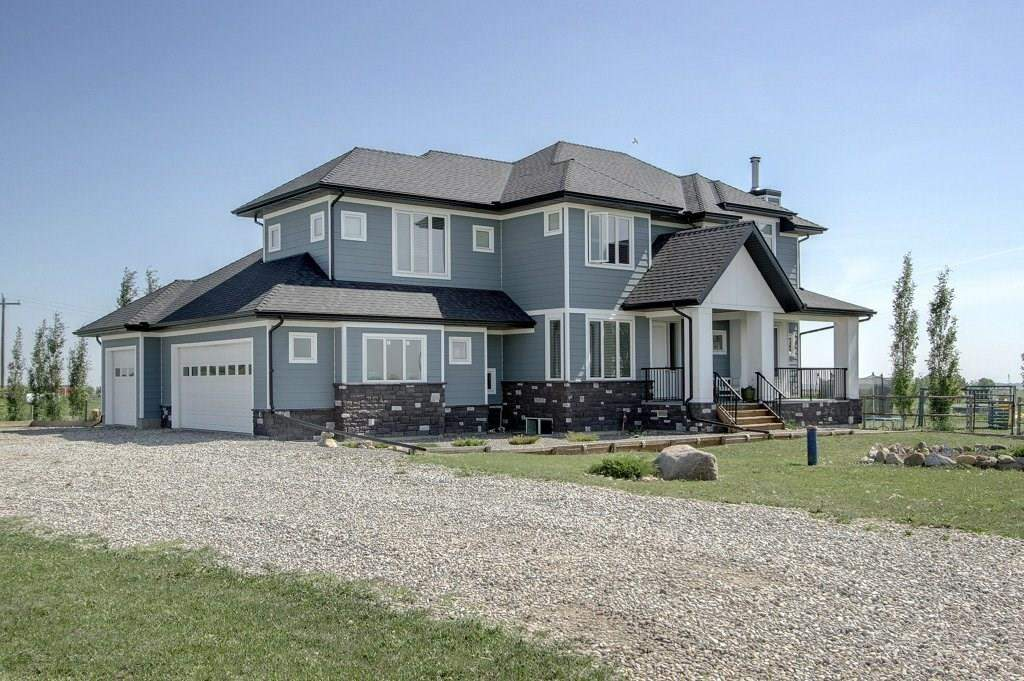 MLS® #C4176010 - 322016 1048 DR E in None Rural Foothills M.D., Detached Open Houses
