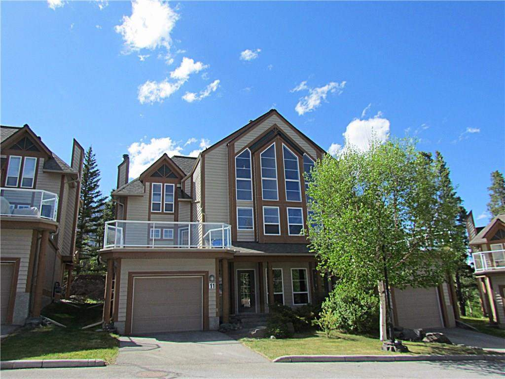 MLS® #C4176355 - #11 201 Carey in None Canmore, Attached Open Houses