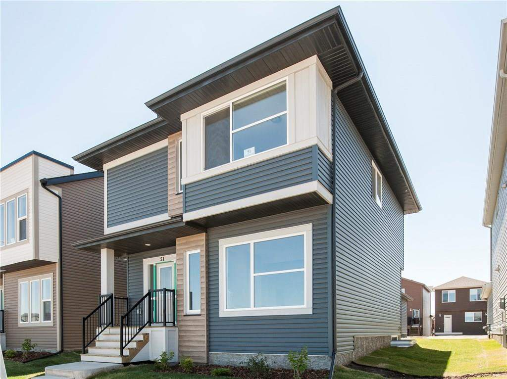 MLS® #C4176385 - 51 Cornerstone Ps Ne in Cornerstone Calgary, Detached Open Houses
