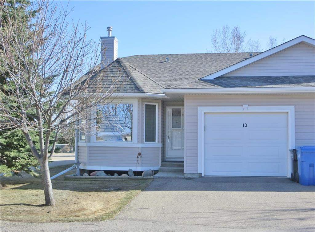 MLS® #C4176786 - #13 16 Champion Rd in None Carstairs, Attached