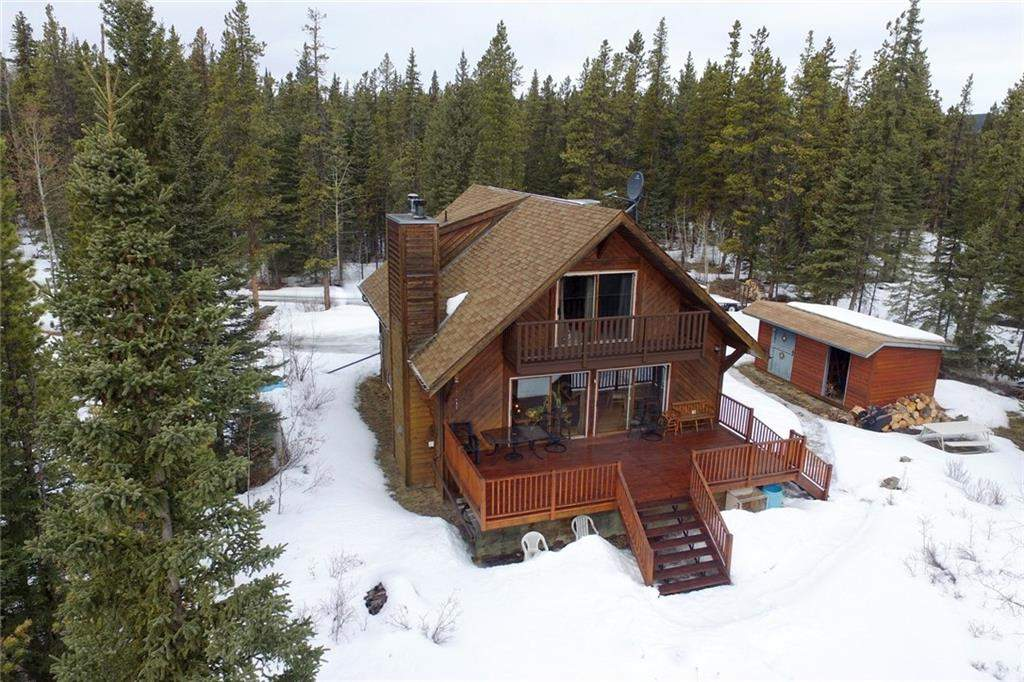 MLS® #C4176877 - 265005 West Off Richards Road in None Rural Bighorn M.D., Detached