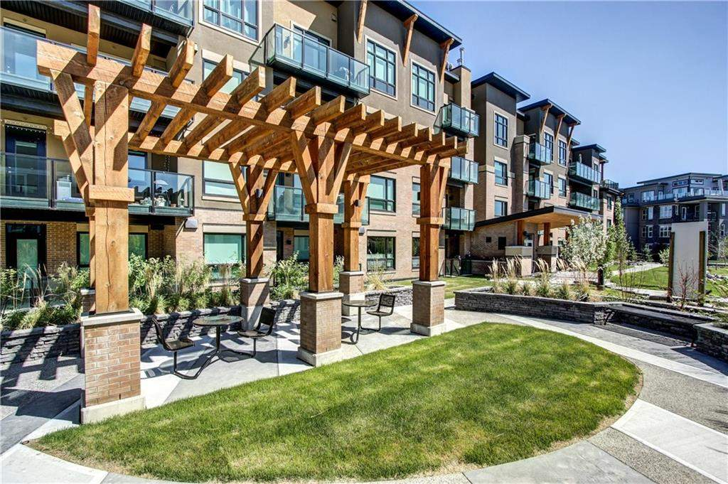 MLS® #C4176888 - #101 145 Burma Star RD Sw in Currie Barracks Calgary, Apartment Open Houses