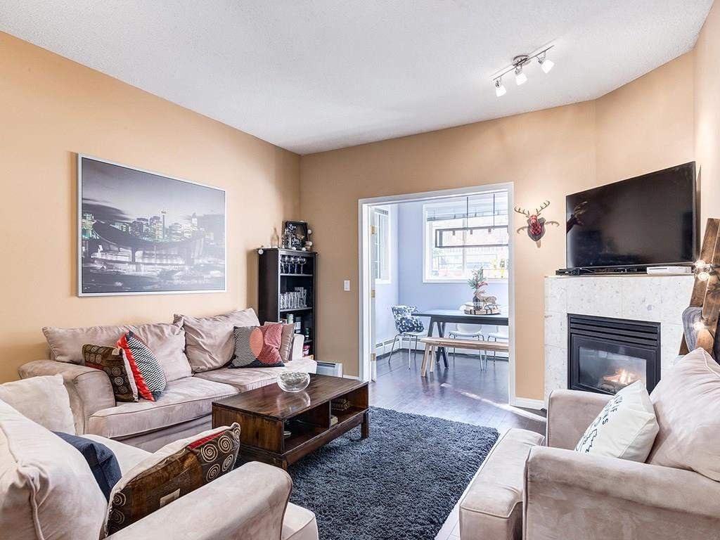 MLS® #C4176911 - #123 126 14 AV Sw in Beltline Calgary, Apartment Open Houses