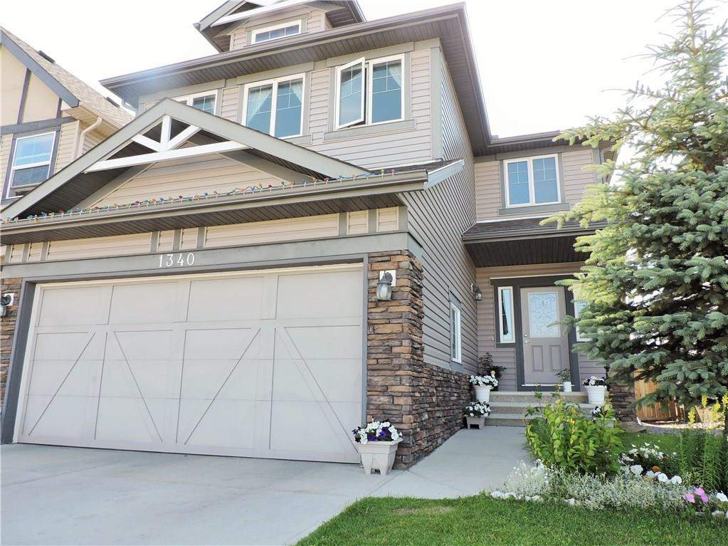 MLS® #C4177256 - 1340 Kingsland RD Se in King's Heights Airdrie, Detached Open Houses