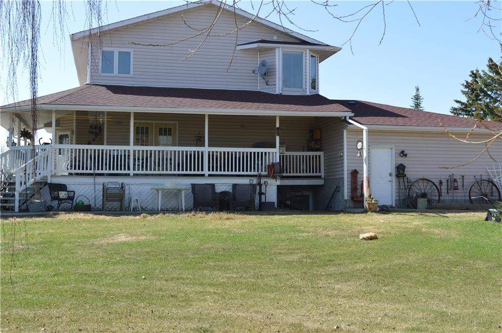 MLS® #C4177311 - 285159 Twp RD 262 in None Rural Rocky View County, Detached Open Houses