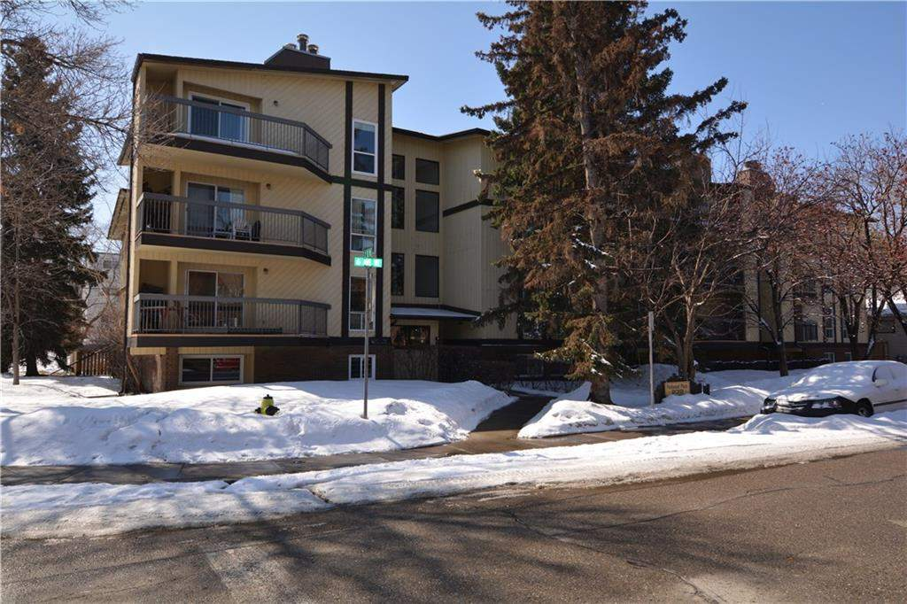 MLS® #C4177593 #106 239 6 AV Ne Crescent Heights Calgary Alberta