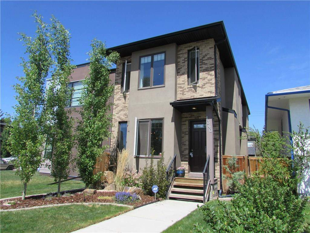 MLS® #C4177620 - 1340 17 AV Nw in Capitol Hill Calgary, Detached Open Houses