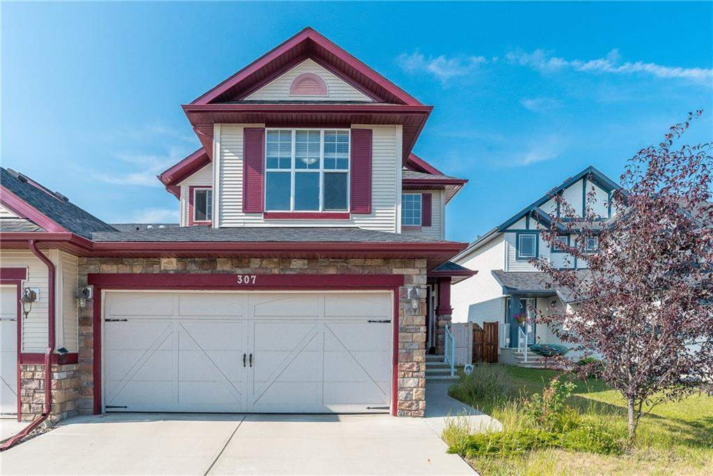 MLS® #C4177712 - 307 Silverado Range PL Sw in Silverado Calgary, Attached Open Houses