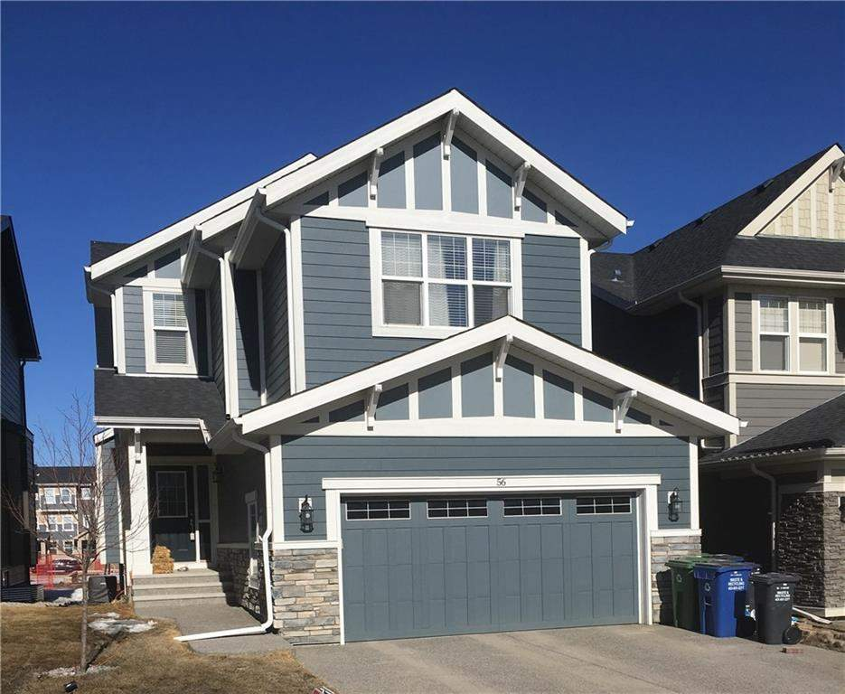 MLS® #C4178002 - 56 Sundown Wy in Sunset Ridge Cochrane, Detached Open Houses
