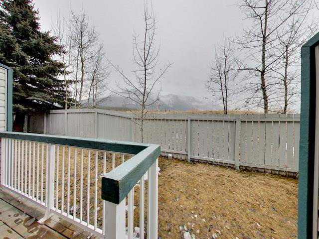 MLS® #C4178167 - #23 200 Glacier Dr in Grotto Mountain Village/Glacier Canmore, Attached Open Houses