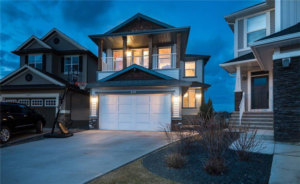 MLS® #C4178190 - 215 Chaparral Valley WY Se in Chaparral Calgary, Detached Open Houses