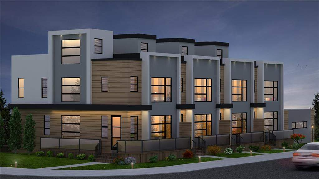 MLS® #C4178587 - 1241 19 AV Nw in Capitol Hill Calgary, Attached Open Houses