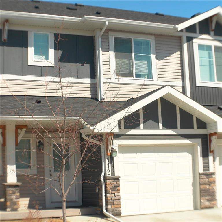 MLS® #C4178632 - #112 300 Marina Dr in Westmere Chestermere, Attached Open Houses