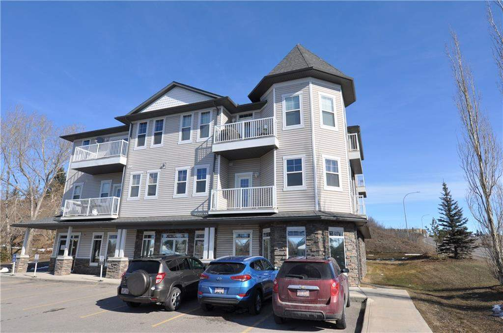 MLS® #C4178636 - #305 144 Crescent Rd in None Okotoks, Apartment Open Houses
