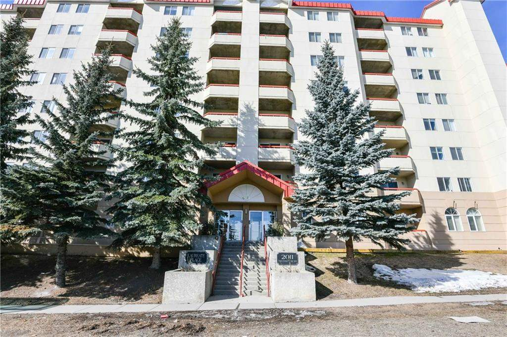 MLS® #C4179020 - #303 2011 University DR Nw in University Heights Calgary, Apartment Open Houses