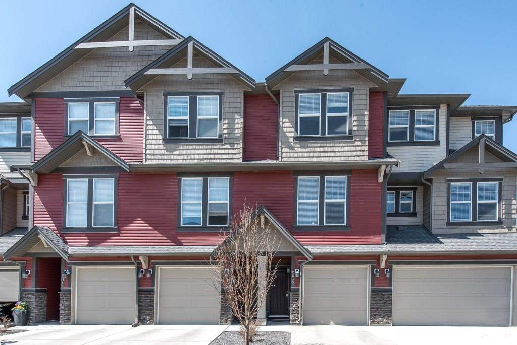 MLS® #C4179081 - #502 1086 Williamstown Bv Nw in Williamstown Airdrie, Attached Open Houses