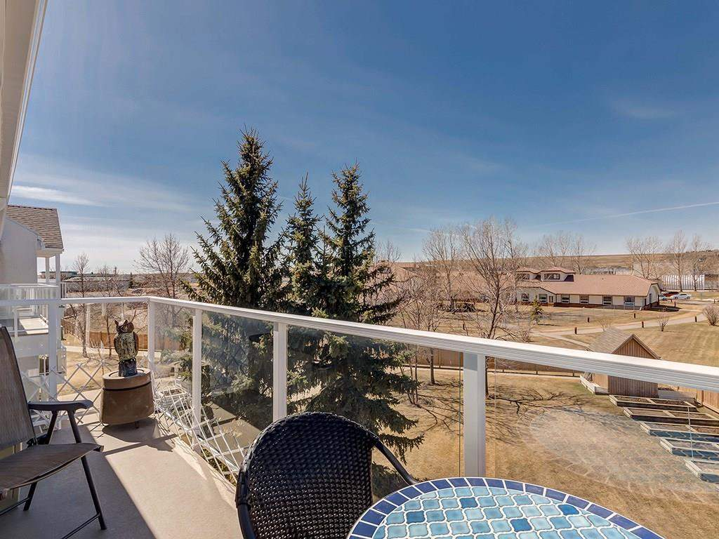 MLS® #C4181137 - #306 309 Woodside DR Nw in Woodside Airdrie, Apartment Open Houses