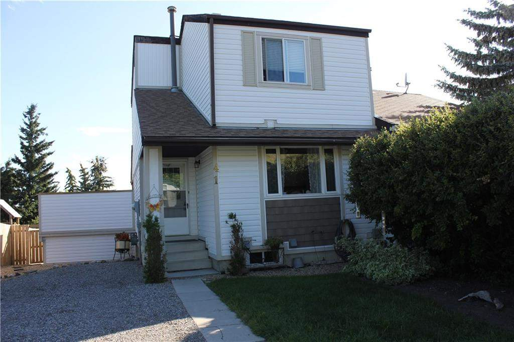 MLS® #C4181208 - 41 Benchlands Dr in East End Cochrane, Attached Open Houses