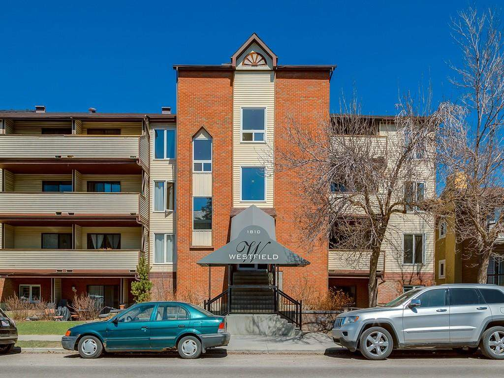 MLS® #C4181583 - #306 1810 11 AV Sw in Sunalta Calgary, Apartment Open Houses