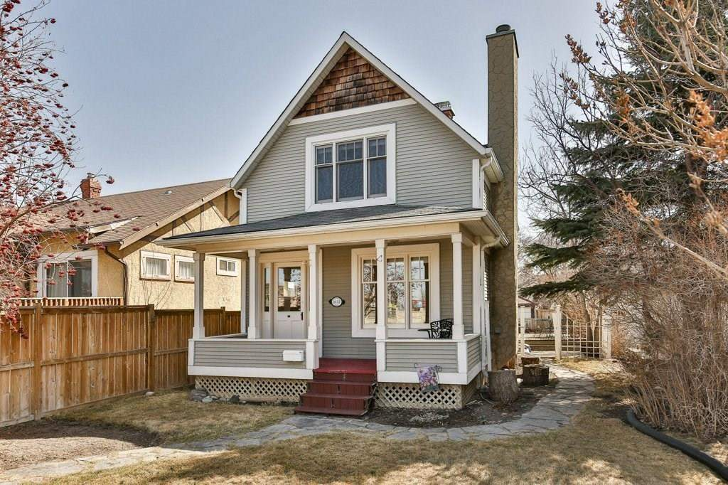 MLS® #C4181796 - 1632 7 ST Nw in Rosedale Calgary, Detached Open Houses