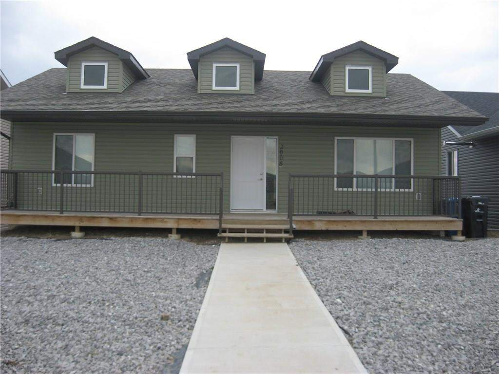 MLS® #C4181843 - 2008 30 Av in None Nanton, Detached Open Houses