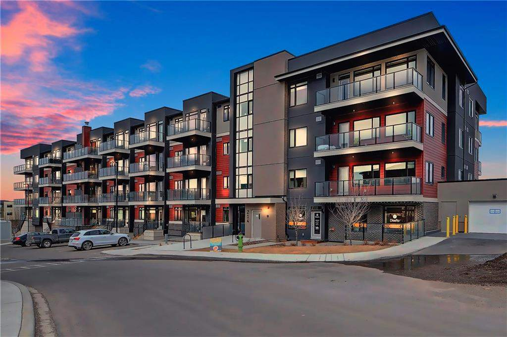 MLS® #C4182257 - #216 214 Sherwood Sq Nw in Sherwood Calgary, Apartment Open Houses