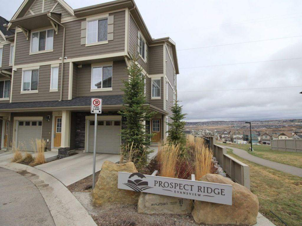 MLS® #C4182300 - 3 Evansview Gd Nw in Evanston Calgary, Attached Open Houses