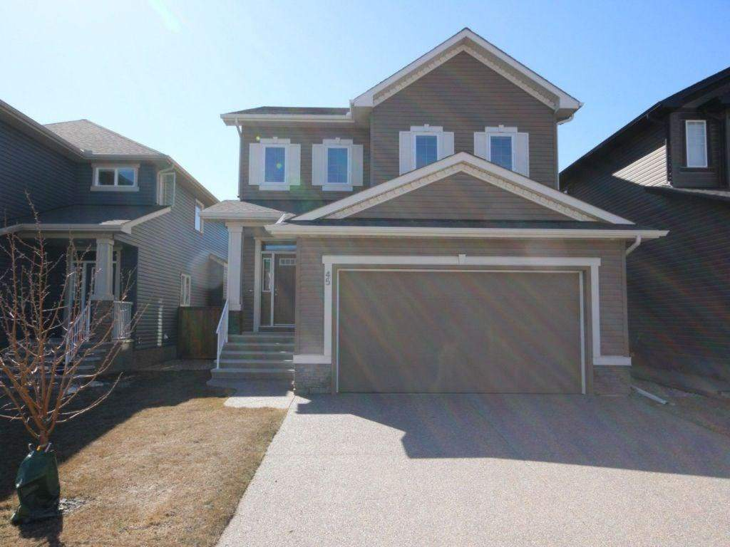 MLS® #C4182301 - 45 Evansfield Tc Nw in Evanston Calgary, Detached Open Houses