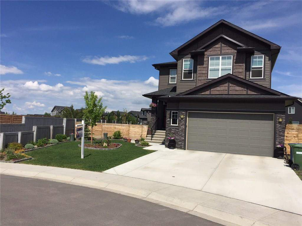 MLS® #C4182895 - 123 Ravenscroft CL Se in Ravenswood Airdrie, Detached Open Houses