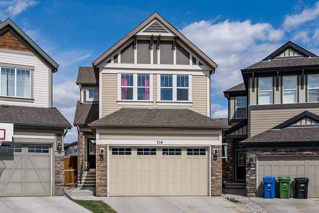 MLS® #C4183028 - 256 Chaparral Valley Me Se in Chaparral Calgary, Detached Open Houses