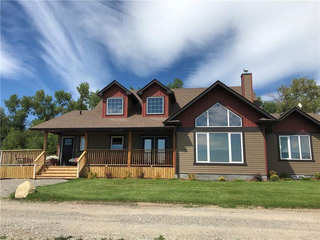 MLS® #C4183056 - 450129 64 ST W in None Rural Foothills M.D., Detached Open Houses
