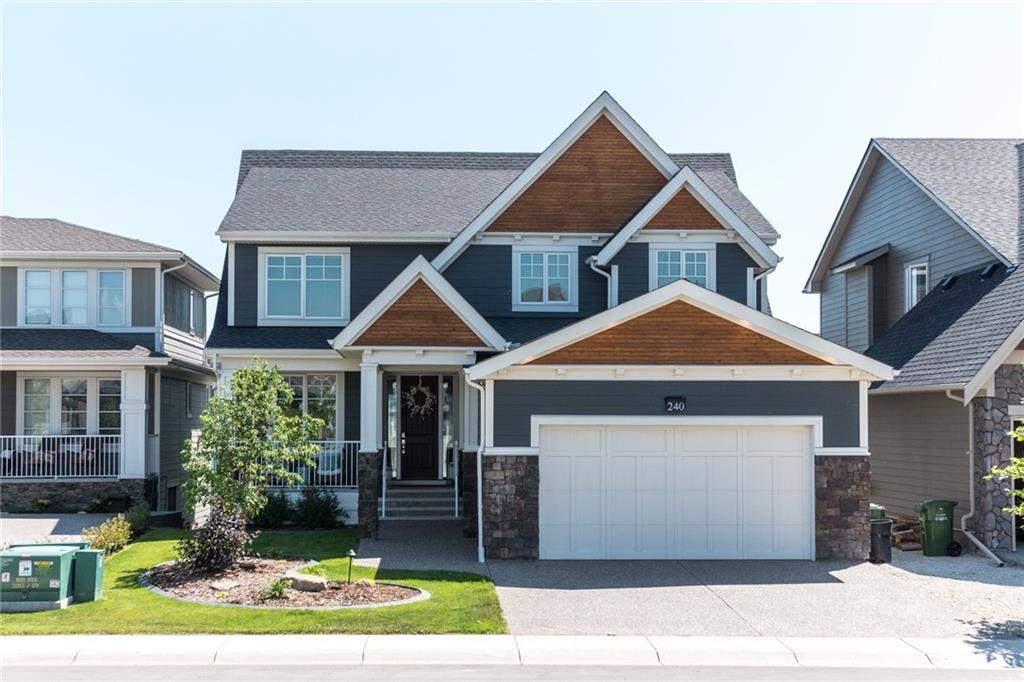 MLS® #C4183465 - 240 Coopers Pa Sw in Coopers Crossing Airdrie, Detached Open Houses
