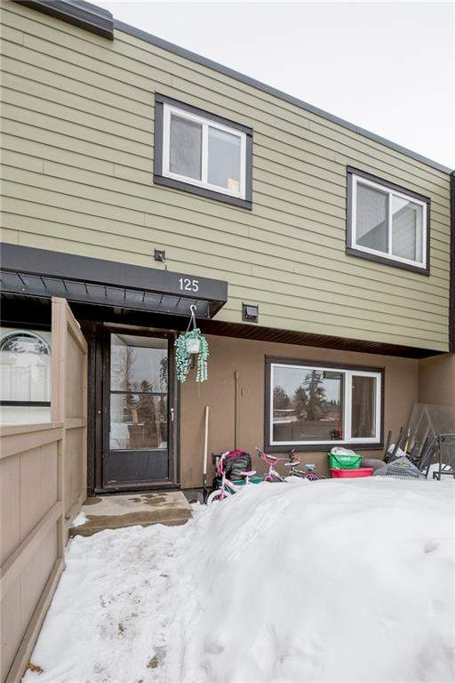MLS® #C4183494 - #125 3809 45 ST Sw in Glenbrook Calgary, Attached Open Houses
