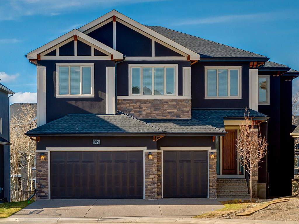 MLS® #C4183762 - 32 West Grove BA Sw in West Springs Calgary, Detached Open Houses
