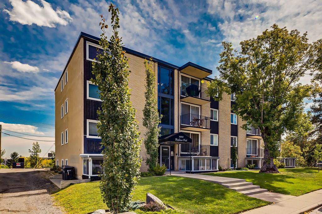 MLS® #C4183768 - #101 2220 16a ST Sw in Bankview Calgary, Apartment Open Houses