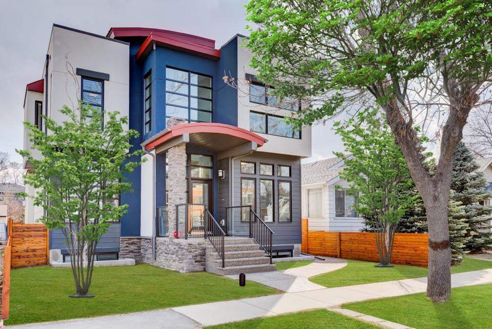 MLS® #C4184039 - 227 12 AV Ne in Crescent Heights Calgary, Detached Open Houses